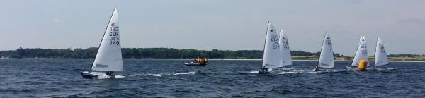 Kieler Woche Unterkunft für Segler in Laboe