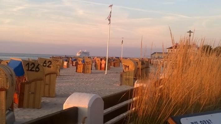 Strandpromenade Laboe